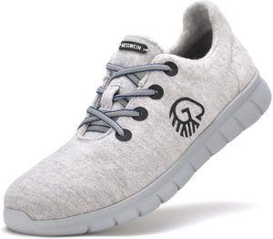 Giesswein Merino Wool Runners Herren marmor Schuhgröße EU 42
