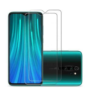 2X Xiaomi Redmi Note 8 Pro Panzerglas Glasfolie Display Schutz Folie Glas Full Screen 9H Hart Echt Glas Displayschutzfolie