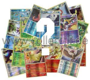 Pokémon Reverse-Holo Karten, 20 verschiedene
