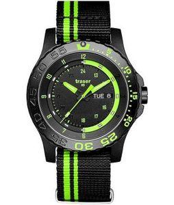 traser H3 105542 Green Spirit Armbanduhr