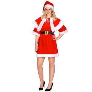 dressforfun Frauenkostüm Weihnachtsfrau - XXL