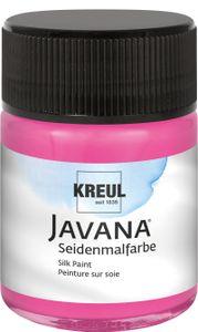JAVANA Seidenmalfarbe, 50 ml Pink