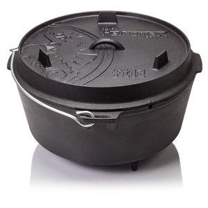 Petromax Feuertopf ft12 (12qt), Dutch Oven; ft12