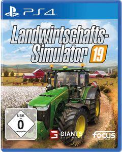 Landwirtschafts-Simulator 19 - Konsole PS4