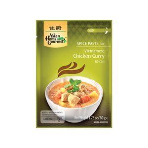 Spice Paste-Vietnamesisches  Chicken Curry Curryhuhn  Gramm Mild soße Würzpaste