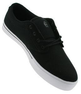 Etnies - Jameson 2 Eco Black White Gum 979 Sneaker Herren Skate Schwarz Weiß Skateschuh