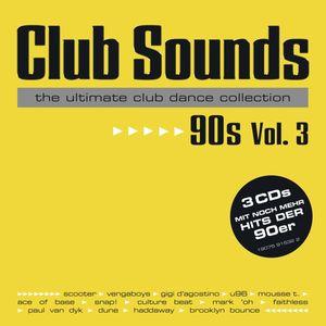 Various - Club Sounds 90s,Vol.3 - CD