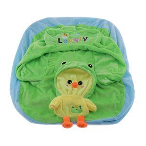 Kindersofa Stuhl Kinder Plüsch Cartoon Tier Couch Sitz Schonbezug Huhn 小鸡 Hähnchen 50x40x46cm