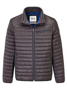 S4 - Leichte Herren Stepp-Jacke in verschiedenen Farben, Madboy (70392 3971 000), Größe:S, Farbe:Black (1200)