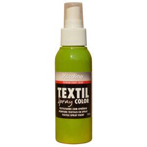 PICCOLINO Textil Spray - 100ml Kiwi - Textilfarbe zum Sprühen