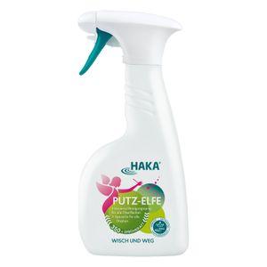 HAKA Putz-Elfe Glasreiniger 500ml materialschonender Uviversalreiniger