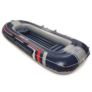 Neues® Bestway Hydro-Force Schlauchboot Blau 61066,Outdoor-Aktivitäten,Boot- & Wassersport,Bootfahren & Rafting,Ruderboote Größe:318 x 152 cm🍹 2486