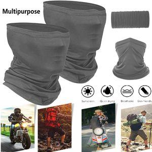 Schlauchschal Mund-Nasen-Maske, Multifunktionsschal, Halstuch, Halsmanschette für Motorrad Fahrrad Reiten