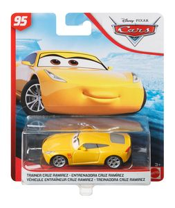MATTEL GBV74 Disney Cars Die-Cast Cruz w/ Mic