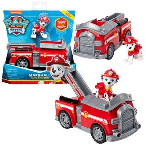 Auswahl Einsatzfahrzeuge | Basic Fahrzeuge mit Spielfiguren | Paw Patrol, Figur:Marshall