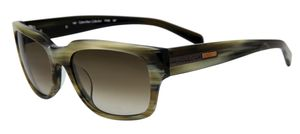 Calvin Klein Collection Damen Sonnenbrille Beige/Grau CK7705S
