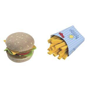 HABA 1475 - Biofino: Hamburger mit Pommes 4010168014753