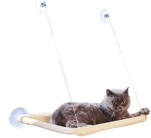 Katzen Fensterplatz Window Lounger Katzen Hängematte + Katzendecke, Sonnenbad Katzenbett Haustierbett für Haustier Katze klein Hund Kaninchen oder andere Kleintiere
