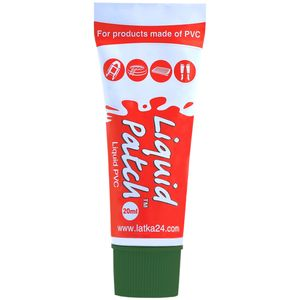 Details zu  Flüssiges PVC Flicken Reparatur Set Liquid Patch Schlauchboot Kleber Grün