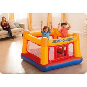 Intex Aufblasbares Spielhaus Jump-o-lene 174 x 174 x 112 cm