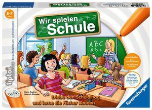 Ravensburger tiptoi® Wir spielen Schule