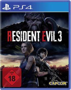 Resident Evil 3 - Konsole PS4