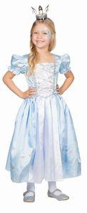Rubie's Princess Lilly, Maskenkostüm, Cartoon, Prinzessin, Mädchen, Polyester, Blau