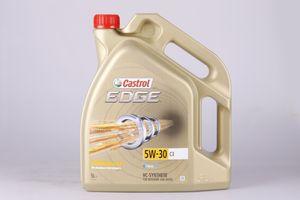 5 Liter CASTROL 5W-30 EDGE C3 VW 505 01 DEXOS 2 VW 502 00 MB 229.31 Renault RN0700 Renault RN0710 VW 505 00 MB 229.51