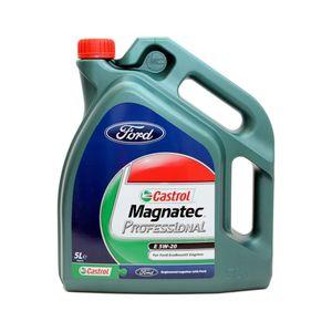 Ford Castrol Magnatec Professional 5W-20 WSS-M2C948-B Motoröl 5 Liter 5W20 Öl