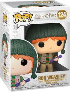 Harry Potter - Ron Weasley 124 - Funko Pop! - Vinyl Figur