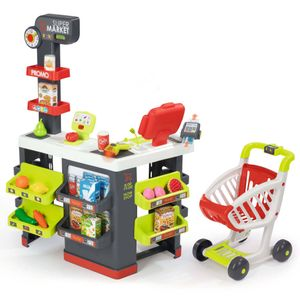 Smoby Children's Supermarket Playset Unisex 3 to 6 Years Multi-Colour