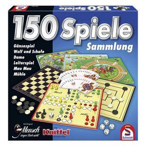 Schmidt Spiele 150er-Spielesammlung