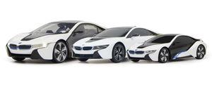 BMW I8 1:24 weiss 27MHz