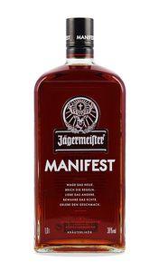 Jägermeister Manifest Kräuterlikör mit leicht würzigen Aromen 1000ml