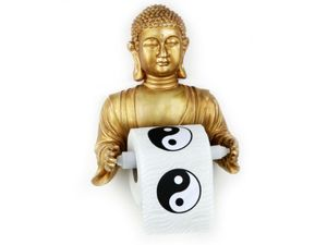 Toilettenpapier Abroller Buddha