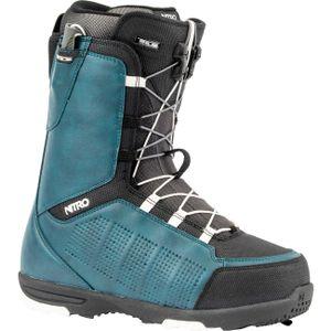 Nitro Herren Snowboardboot THUNDER TLS BOOT´20 , Größe:44, Farben:navy blue-black