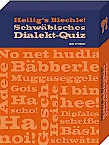 Heiligs Blechle! Schwäbisches Dialekt-Quiz (Spiel)