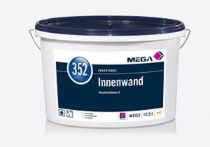 MEGA 352 Innenwand 5 Liter weiß