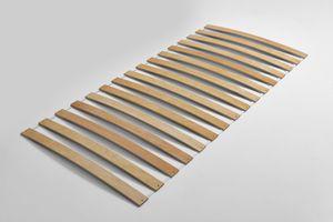 Relita Rolllattenrost für LF 90x200 cm, universell einsetzbar, 16 Leisten gebohrt, nach EN 747 Norm; RR1901114-B90