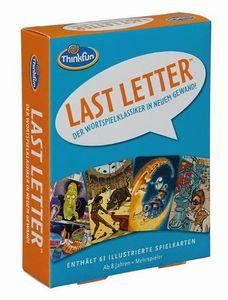 Thinkfun 11191 - Last Letter, Kinderspiel