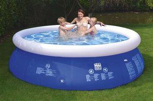 Schwimmbecken Happy People Quick Up Pool Set Ø240x63cm