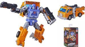 Transformers figur cyberton junior 24 cm orangeblau