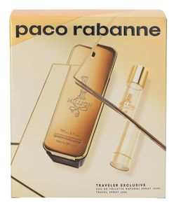 Paco Rabanne 1 Million SET 100 ml EDT Spray + 20 ml EDT Spray