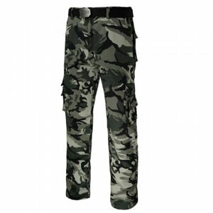 Arbeitskleidung ART.MaSter Tramp camouflage Bundhose 52