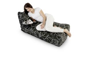 Smoothy 8575175 Liege Lounge Daybed Horizon 128x70x66cm