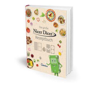 Genius Nicer Dicer Rezeptbuch Kochnuch Smoothierezeptbuch Gemüdebuch Obstbuch für Ihren Nicer Dicer: A19243