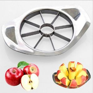 Apfelteiler Edelstahl Apfelentkerner Obstteiler Apfel Teiler Birne Obstschneider