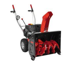 AL-KO Benzin Schneefräse SnowLine 620E II 4,4kW Arbeitsbreite 62cm
