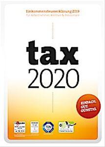 tax 2020, 1 CD-ROM