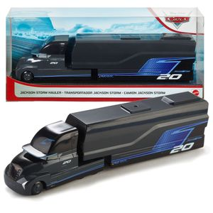 Jackson Storm Hauler | Disney Cars | Spiel Set Transporter | Mattel CAGGF36
